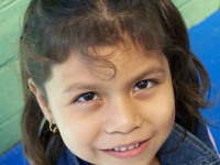 This beauty (Alejandra) came to the Buckner home just a few months ago. Her story is so tragic I hate to even mention it in a blog. However, I want your heart to break for these little ones, so I tell you just a little of what I know. I was told that, even though she´s six, she speaks like a three year old due to emotional problems she´s facing because she´s been chronically sexually abused.